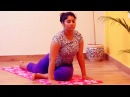 Yoga For Beginners | Weight Loss Yoga Workout - Simple Asanas