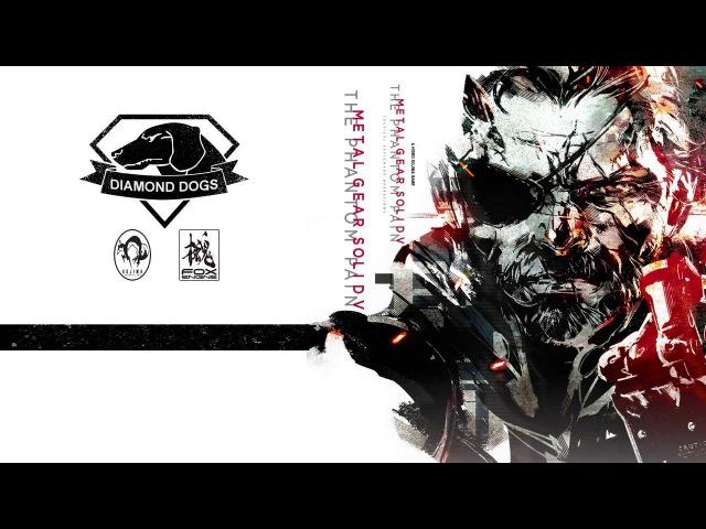 Metal Gear Solid V: The Phantom Pain (Complete OST Soundtrack) MGSV: TPP