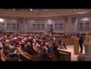 Kriegsangst in der Frauenkirche
