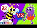 Ants vs Bees, Humpty Dumpty Around the World, My Little Pony more Fun Kids Songs by Little Angel