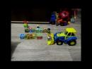 Наш мультик про трактор