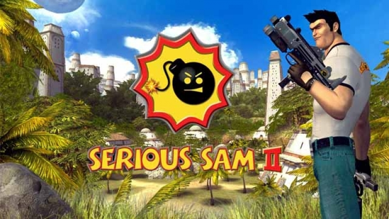 Serious Sam 2/Крутой Сэм 2 1