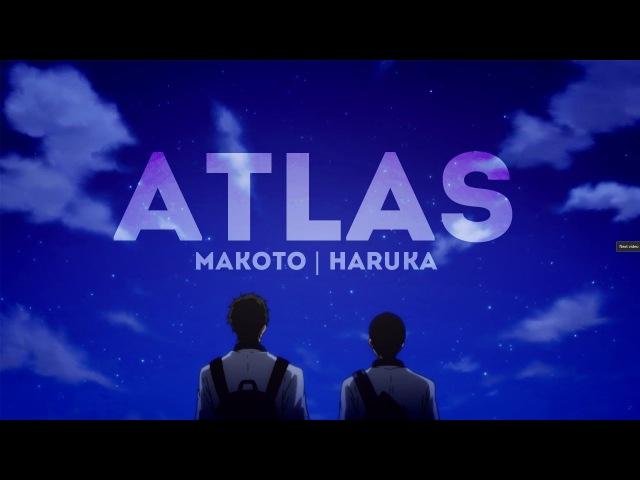 Atlas   MakoHaru [Free!]