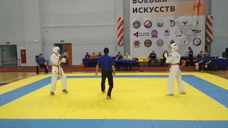 Вторые бои Никиты Мышко и Димы Столярова