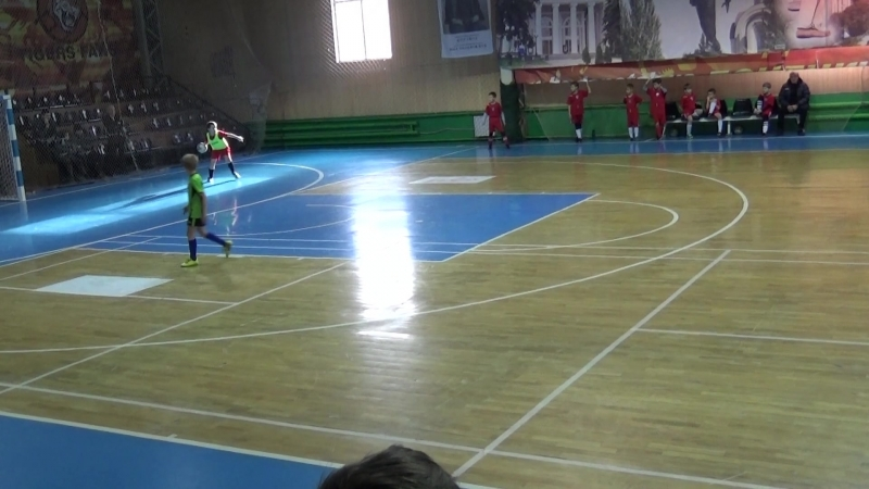 Футбол, Никита