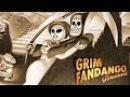 Grim Fandango Remastered - Классика не стареет Обзор