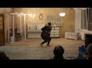 Artem Chernik as Newt Scamander @ Sod off I'm a wizard party in Tula Jan 20 '18