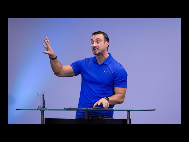 Пастор Андрей Шаповалов - Развитие крепкого духа (Portland)