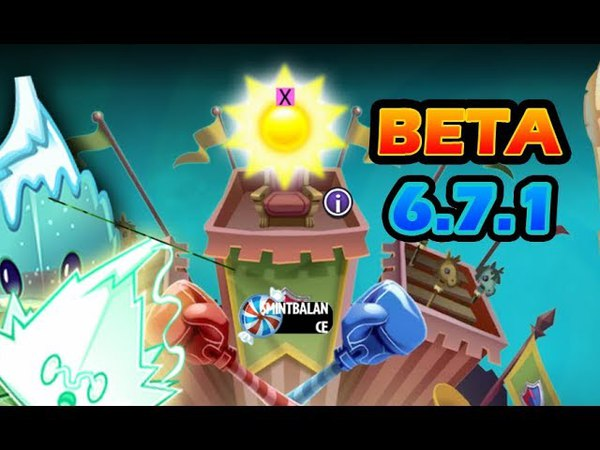 Plants vs. Zombies 2 : Unfinished Beta of 6.7.1 New Mint's Multiplayer Feature