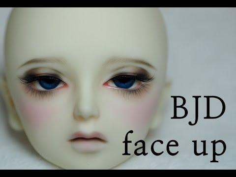 BJD FACEUP[구체관절인형 메이크업]
