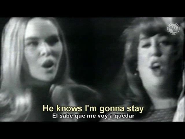 The Mamas And The Papas - California Dreamin' - Subtitulado Español Inglés