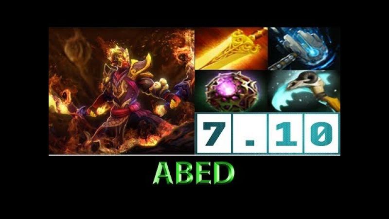 Abed [Ember Spirit] The SEA Ranked Grind ► Dota 2 7.10