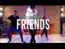 Justin Bieber BloodPop® - Friends Kenny Wormald Choreography DanceOn Class