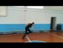 Челночный бег 3 по 10 м с п Новый Сарбай 22 04 2018