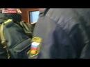 Кавказец беспределит в полицейском участке