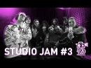 Studio Jam Cypher 3 (044 ROSE, 044 YAKATA, Ua Kid, Cloudy Joint, НКНКТ, Donny)
