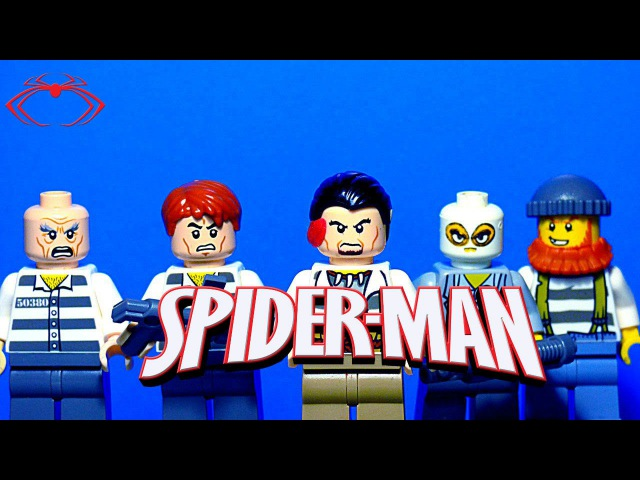 Lego Ultimate Spider-Man (Season 1:Episode 2)