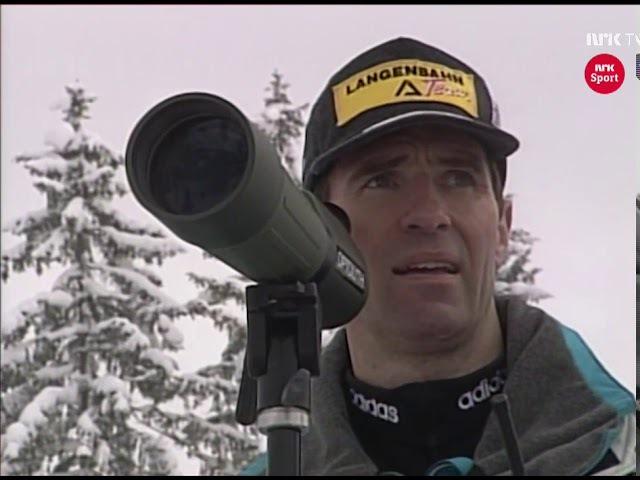 Хохфильцен спринт 1998/1999