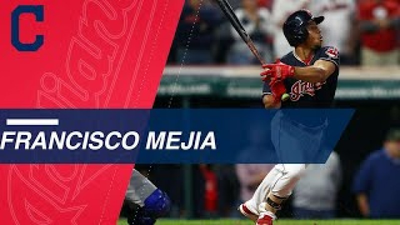 Top Prospects Francisco Mejia C Indians