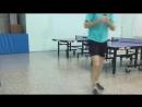 Необходимые упражнения для ног в настольном теннисе
