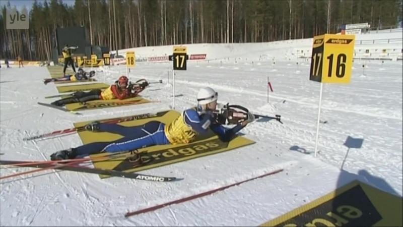 First Kaisas shooting coach - Arto Nupposen