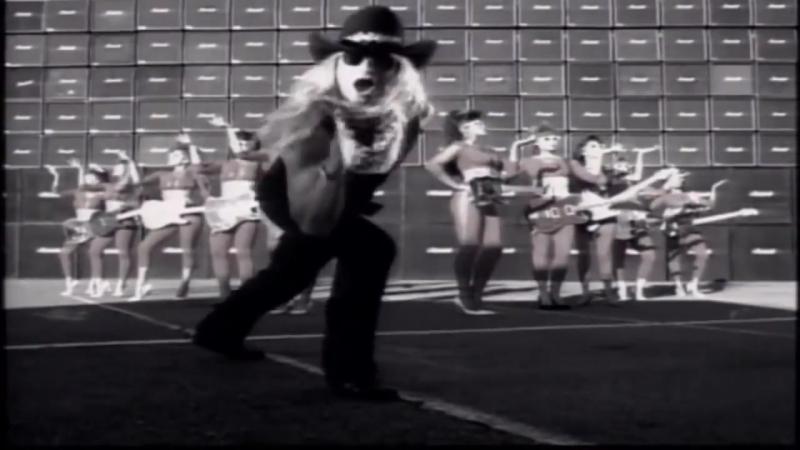 David Lee Roth - A Lil Aint Enough (1991) (Music Video) WIDESCREEN 720p
