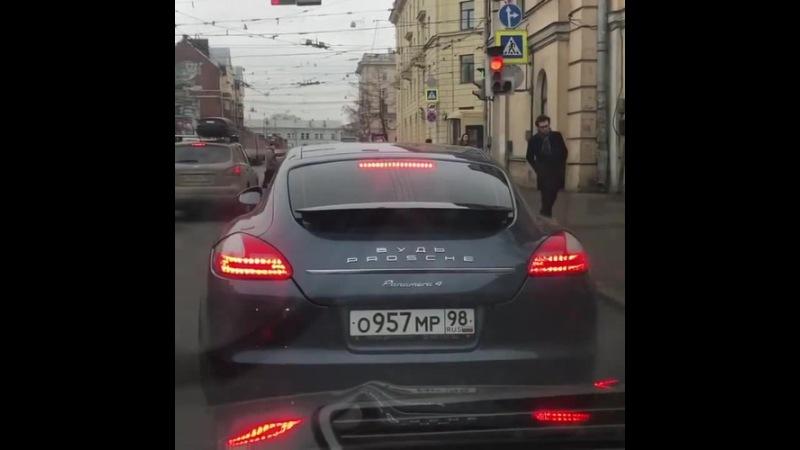 Эксклюзивный Порше - будь проще😂. Porsche Panamera 4. 2017 год
