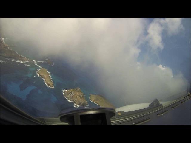 Aproximação Visual Fernando de Noronha ATR 72-600