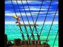 Donkey Kong Country 2 Страна Донки Конга 2 английская версия первые минуты игры