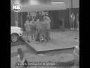 В Ленинске Кузнецком пьяный прохожий напал с монтировкой на девушку возле бара