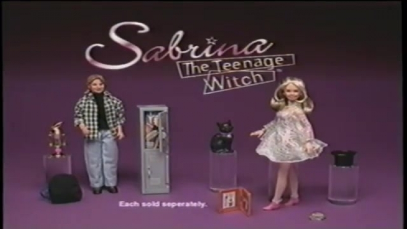 Hasbro 1997 Sabrina the teenage witch
