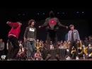 LES TWINS KING CHARLES and PRINCE JRON Exhibition Battle City Dance Onstage 2017