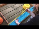 How to Weave a Rug on the CraftSanity Kindred Rug Loom