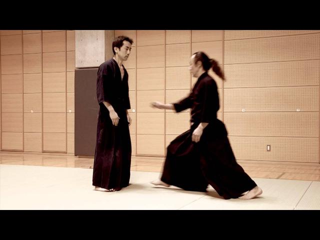 Koryu-Tennen Rishin Ryu 天然理心流 竹刀稽古 其