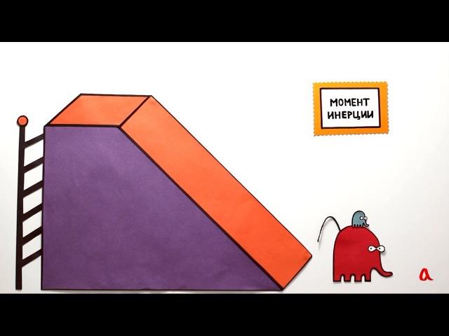 Вращательное движение - Момент инерции