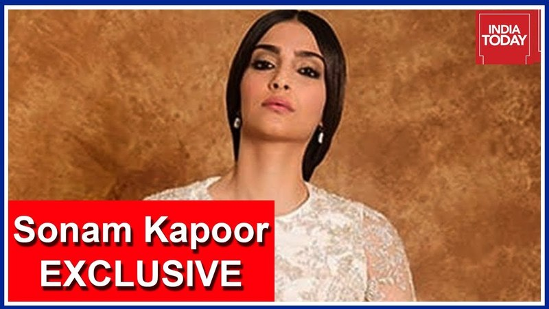 Sonam Kapoor Exclusive | First Interview Post-Marriage On Changing Last Name From Cannes