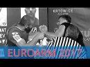EUROARM 2017 LEFT ARM 80kg