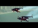 Полет над Дубаем на реактивном ранце