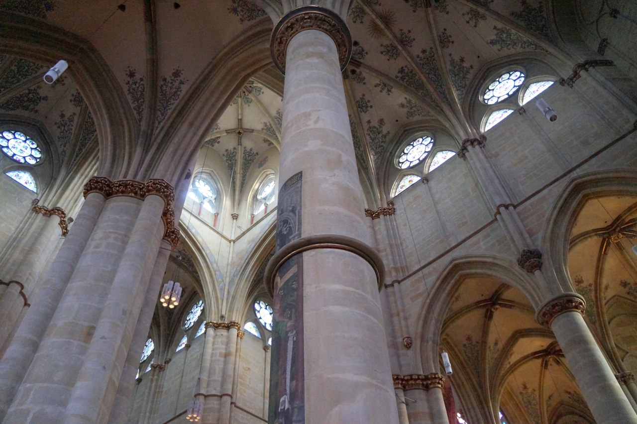 Trier Cathedral - Germany's oldest church cathedral, is located, Holy, Cathedral, Temple, Christ, Altar, Mother of God, foundation, Church, city, relics, Trier, middle, Queen, Helen, gave, head, Helen, Saint