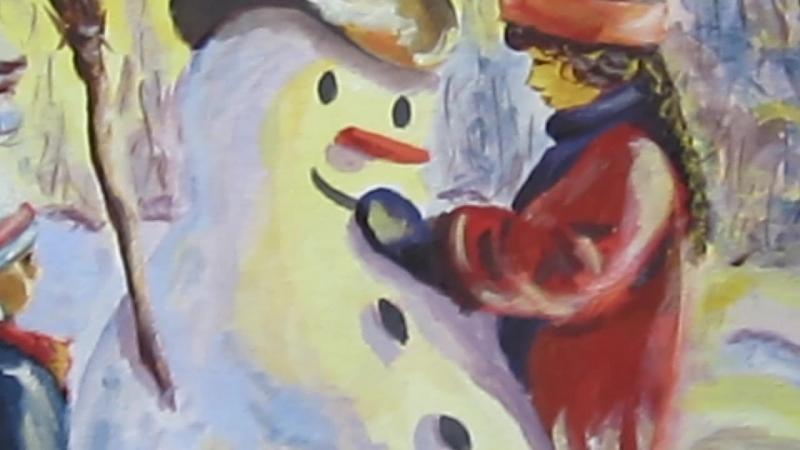 Выставка работ ИЗО-студии » Freewka.com - Смотреть онлайн в хорощем качестве