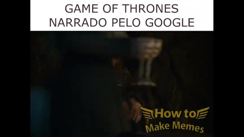 Resumo do episódio narrado pelo Google.
