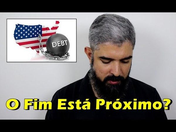 Dívida Pública Americana Explode! ....$ 52,000 por SEGUNDO...