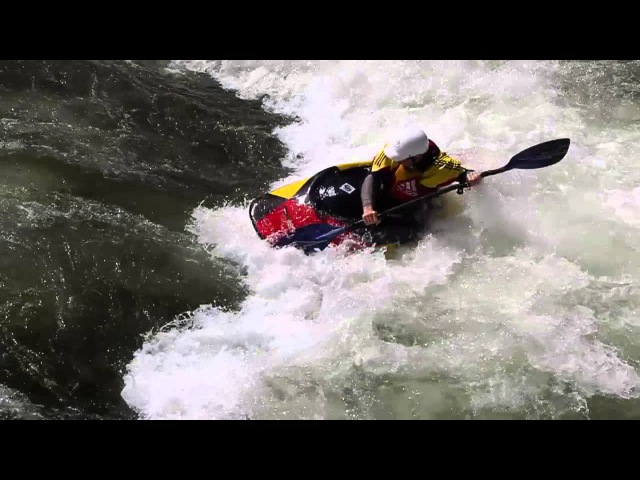 The Phonics Monkey Freestyle Kayaking