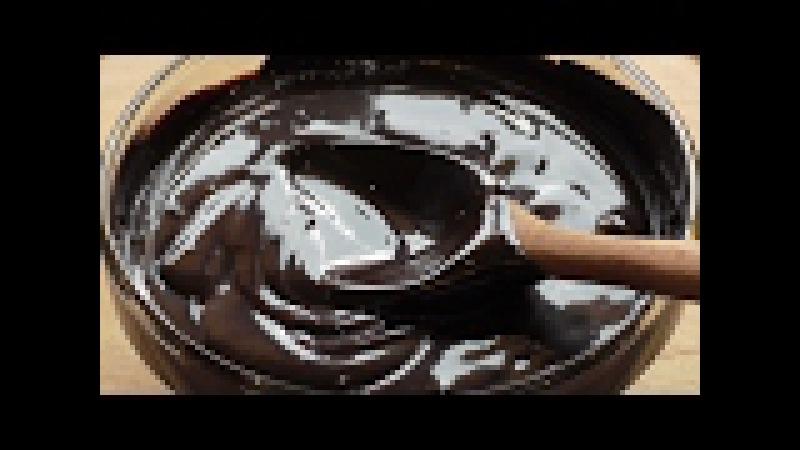 ✧ САМАЯ ВКУСНАЯ ШОКОЛАДНАЯ ГЛАЗУРЬ [Для Тортов Пирожных и Десертов] ✧ Chocolate Glaze ✧ Марьяна