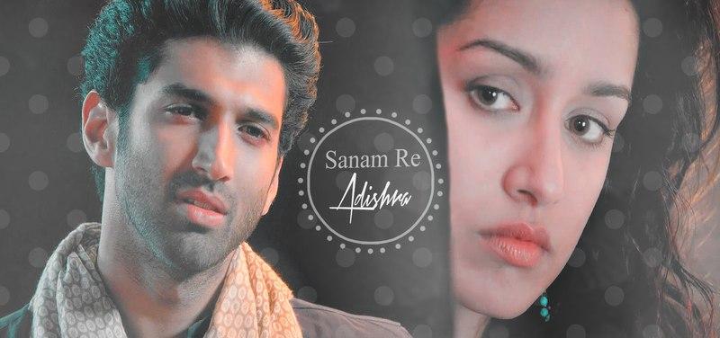 Sanam Re Full Song (Aashiqui2) *Adishra* Aditya Roy Kapur, Shraddha Kapoor, Arijit Singh
