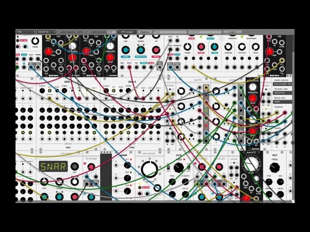 The Klirrfaktor: VCV Rack - a complete track