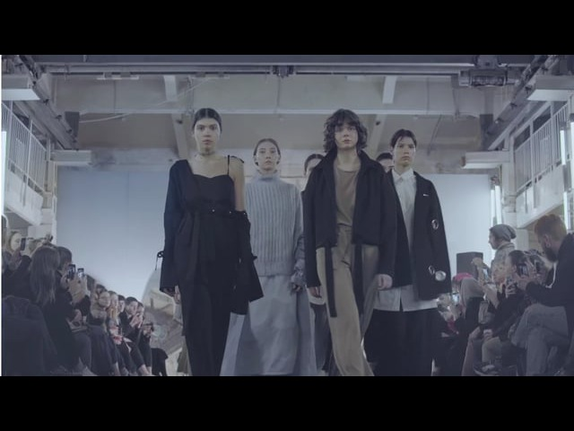 OTOCYON - Fashion Show - directed by Andrey Mousin and Alena Koukoushkina