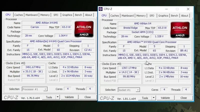 AM4 Athlon x4 950 - Зачем они его сделали