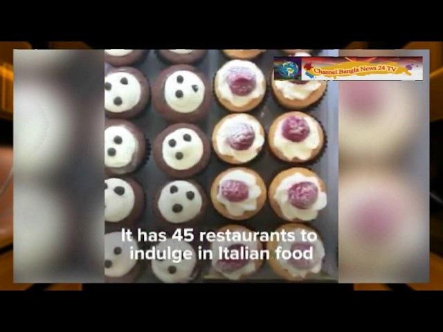 Italian village food restaurant boston - Channel Bangla News 24 TV - on you tube