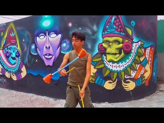 IJA Tricks of the Month February 2018 México by: Carlos